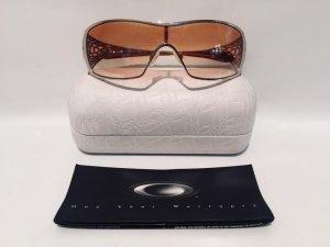 Oakley Gafas de sol cuadradas color oro
