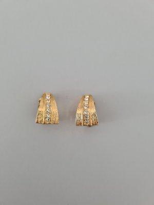 Vintage Orecchino a clip oro