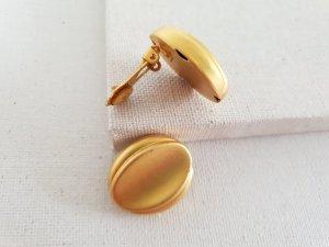Retro Ohrclips Orecchino a clip oro