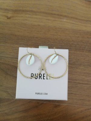 Purelei Dangle white-gold-colored