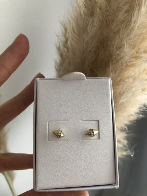 Buckley London Ear stud gold-colored-silver-colored