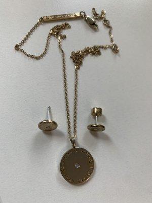 Michael Kors Zarcillo color oro