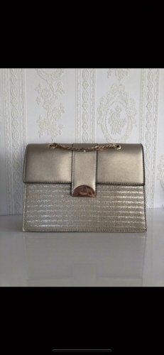 Goldene Tasche