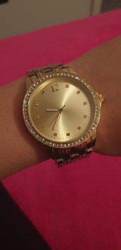 Bijou Brigitte Analog Watch gold-colored