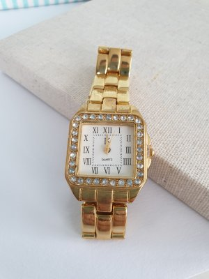 Watch Clasp gold-colored