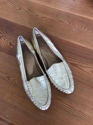 Goldene Vintage Slipper 40