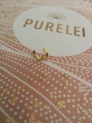 Purelei Earclip gold-colored