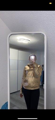 Bik Bok Sweter z kapturem złotopomarańczowy