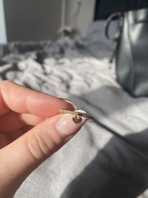 SAFIRA Gold Ring gold-colored