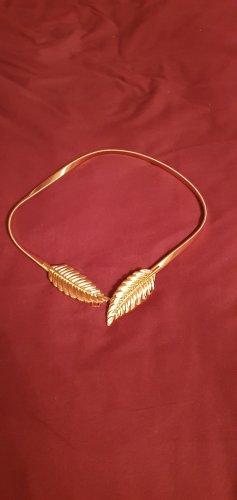 Goldener Taillengürtel