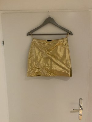 Goldener Topshop Rock