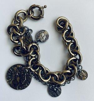 Dyrberg/Kern Charm Bracelet gold-colored