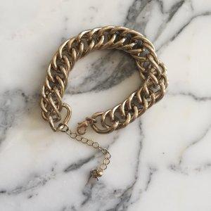 Goldenes Armband NEU von Gina Tricot