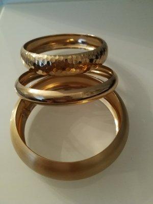 Bangle złoto