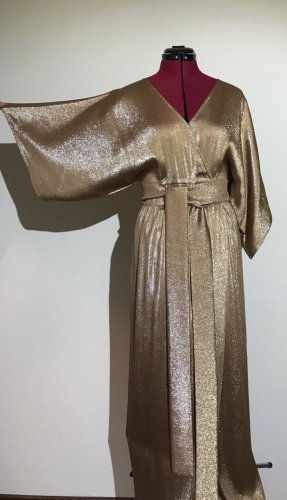 Goldenes Gucci Abendkleid Gold