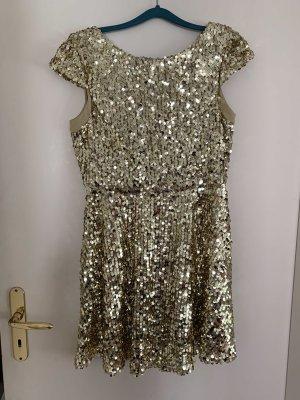 Goldenes Pailletten Kleid von INNOCENCE