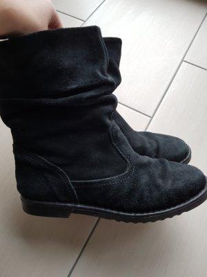 Golder Short Boots black