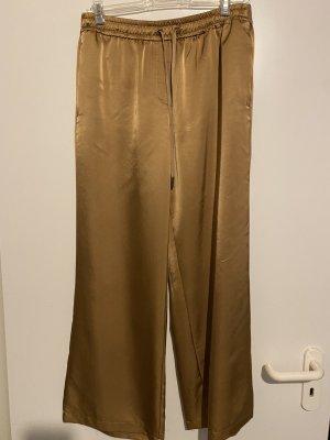 Goldfarbene Hose von Summum