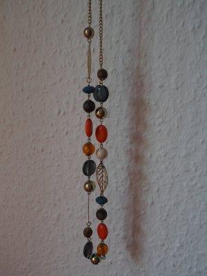 Bijou Brigitte Pearl Necklace multicolored mixture fibre