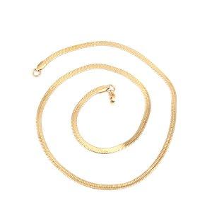 Collar color oro