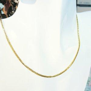 Łańcuch złoto