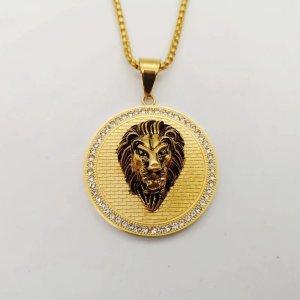 SmD Medaillon goud