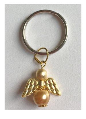 no name Key Chain gold-colored mixture fibre