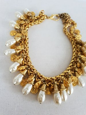 Boutique Ware Statement Necklace gold-colored-oatmeal