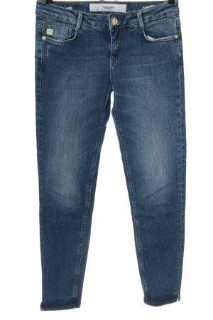 Goldgarn 7/8-jeans blauw casual uitstraling