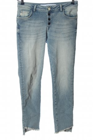 Goldgarn 7/8 Length Jeans blue casual look