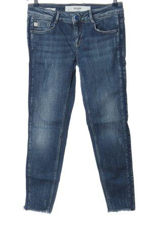 Goldgarn Jeans slim bleu style décontracté