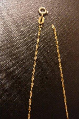 18 KT Złoty łańcuch złoto