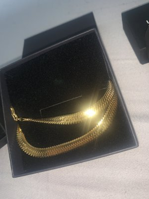icrush Gold Chain gold-colored