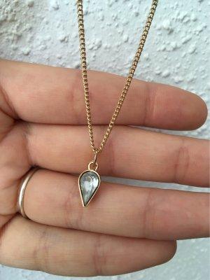 H&M Catena d'oro oro-argento