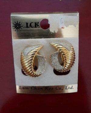 Goldohrringe von LCK