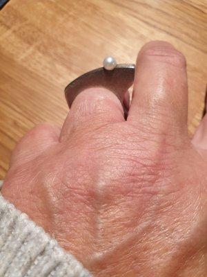 Goldschmiede Zilveren ring zilver