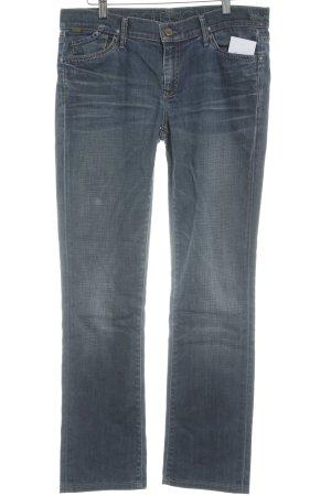 Goldsign Five-Pocket-Hose dunkelblau Casual-Look