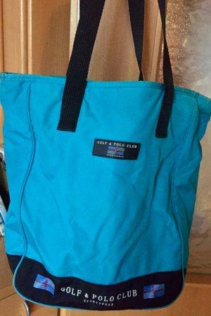 Golf & Polo Club Sportswear Tasche - türkis
