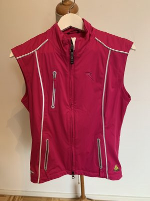 Chervo Sports Vests pink-white