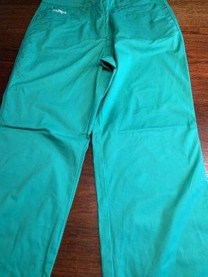 Chervo Spodnie sportowe zielony Bawełna