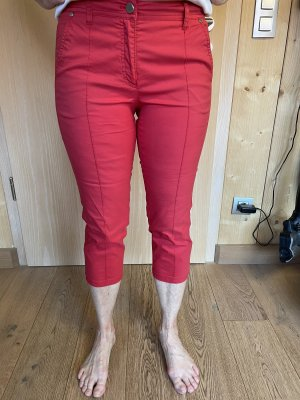 brax golf 3/4 Length Trousers red