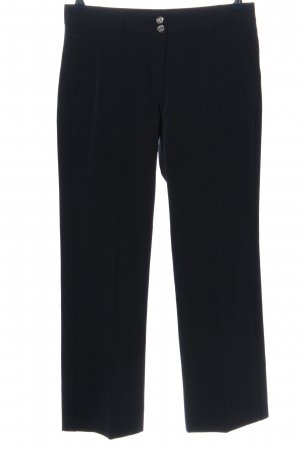 Golfino Pantalone largo nero stile casual