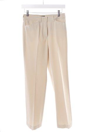 Golfino Pantalone a pieghe beige stile atletico