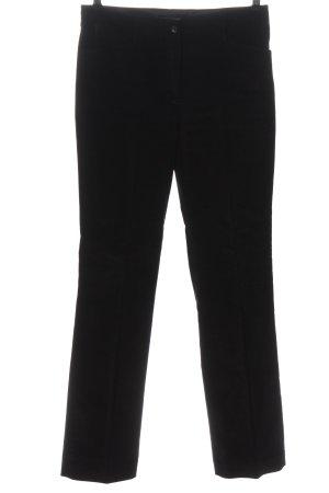 Golfino Corduroy Trousers black casual look