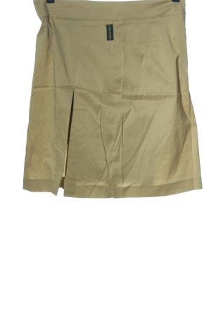 Golfino Falda pantalón blanco puro look casual