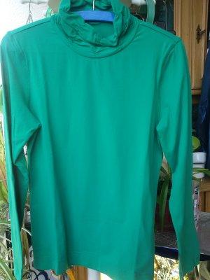 Golfino Maglione dolcevita verde