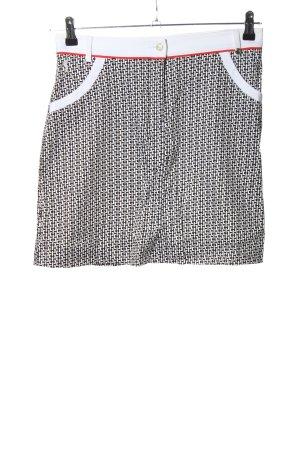 Golfino Skorts white-black allover print casual look