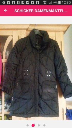 Golfino Gewatteerde jas zwart