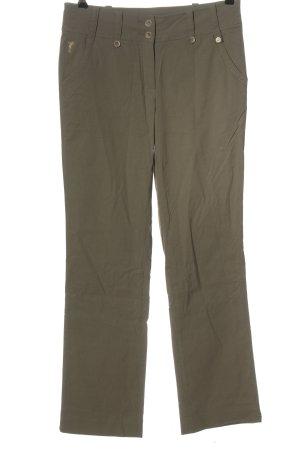 Golfino Pantalone jersey marrone stile casual