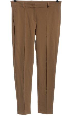 Golfino Pantalone jersey marrone stile professionale